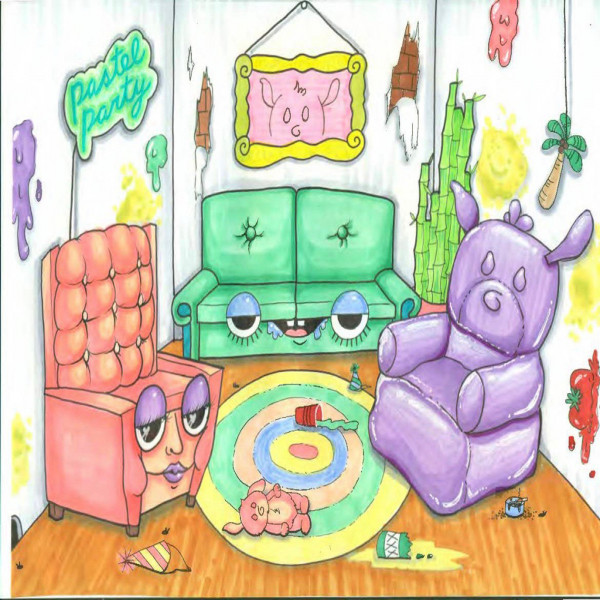 pastel party II