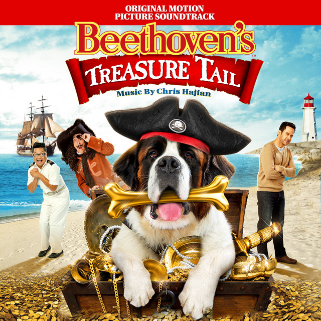 Beethoven's Treasure Tail (Original Motion Picture Soundtrack) - Official Soundtrack
