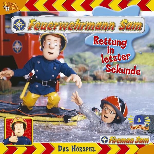 Feuerwehrmann Sam - Rettung in letzter Sekunde