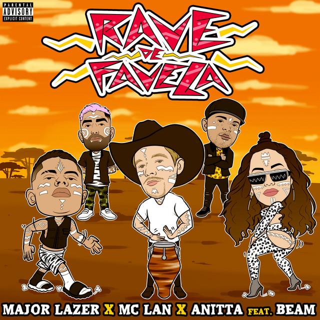 Rave de Favela (feat. BEAM)