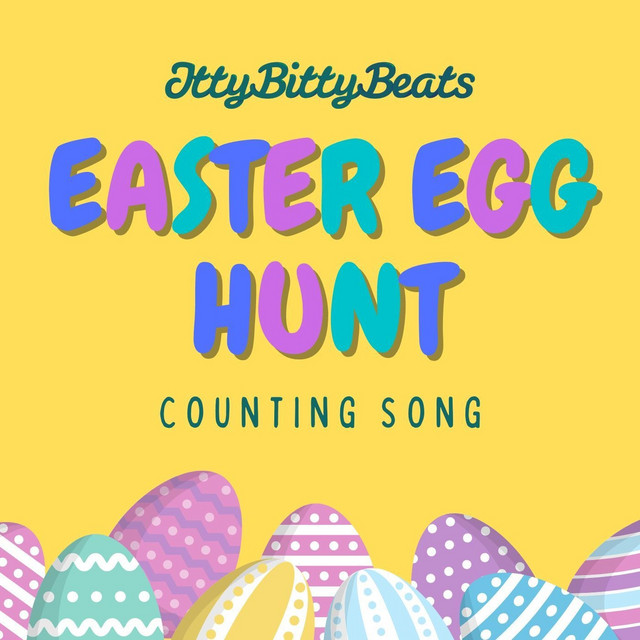 Easter Egg Hunt (Counting Song) by Itty Bitty Beats