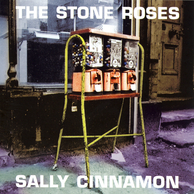 Albome cover of Sally Cinnamon - Single Mix