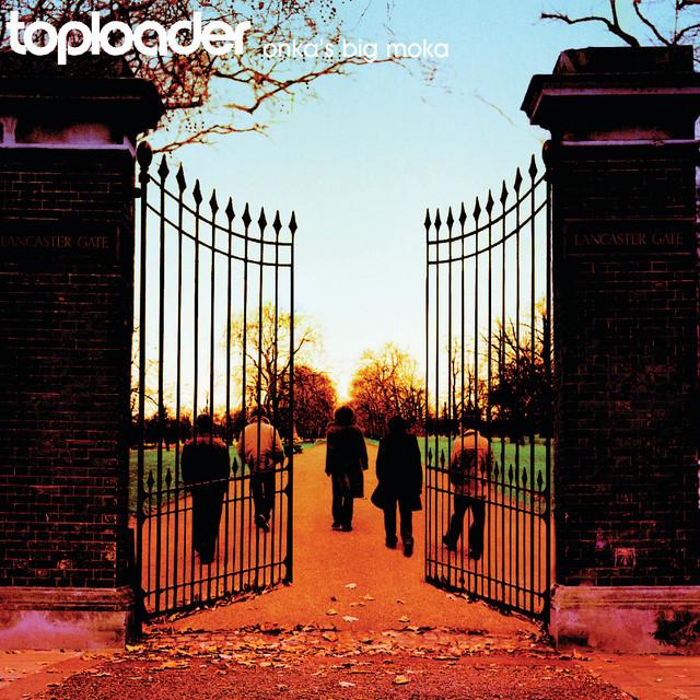 Toploader album cover