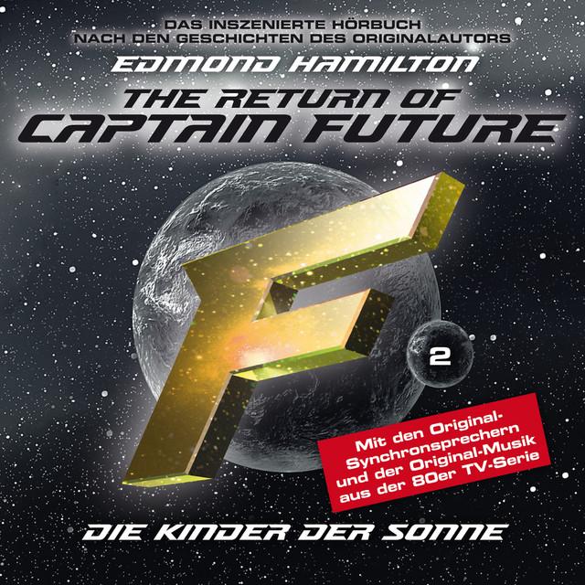 Folge 2: Kinder der Sonne - nach Edmond Hamilton Cover