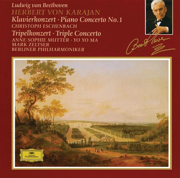 Beethoven: Piano Concerto No.1, Triple Concerto Op.56