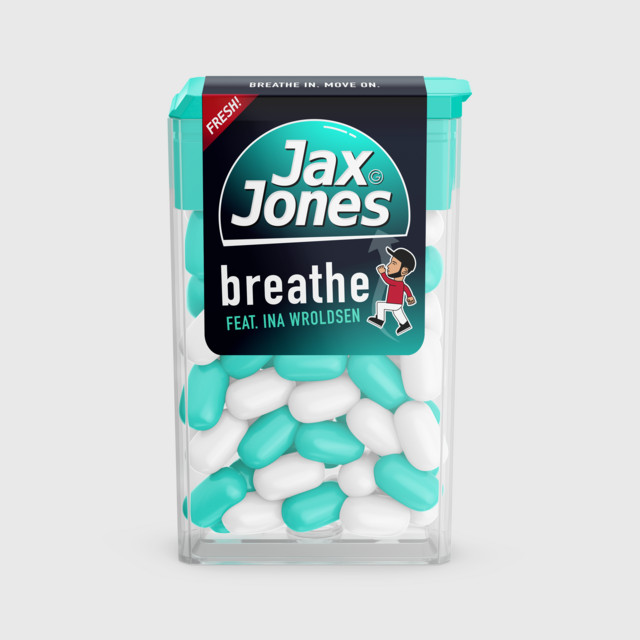 Jax Jones Breathe acapella