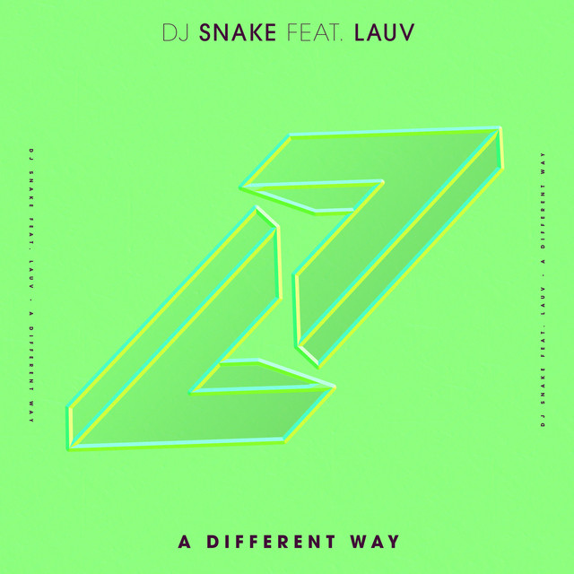DJ Snake A Different Way (with Lauv) acapella