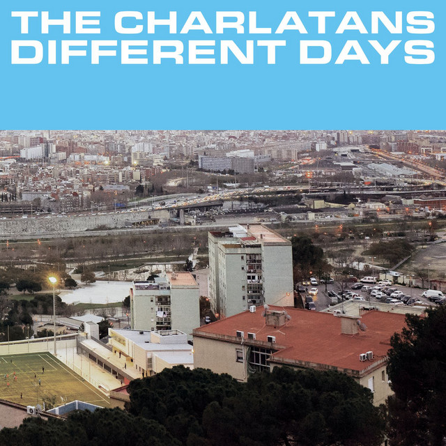 The Charlatans  Different Days :Replay