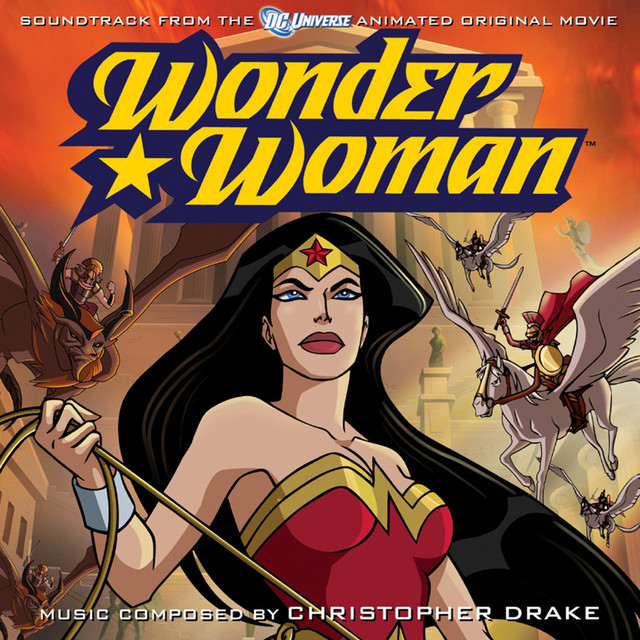 Wonder Woman: Soundtrack to the Animated Movie
