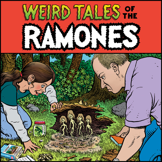 Weird Tales of The Ramones (1976 - 1996)