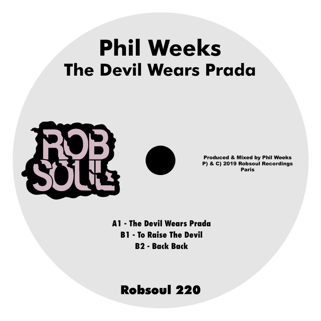 Phil Weeks · The devil wears Prada