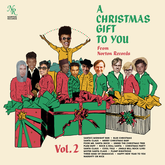 A Christmas Gift to You from Norton Records, Vol. 2