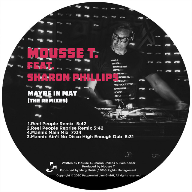 Maybe in May (The Remixes) Image