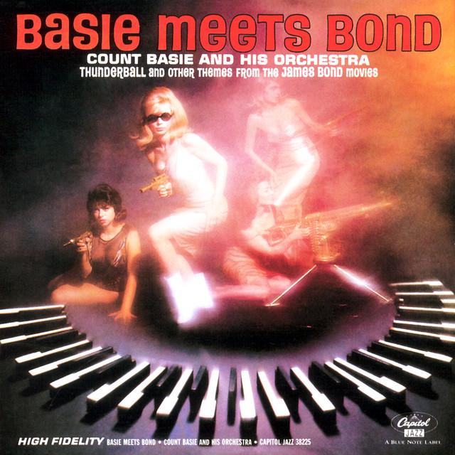 Basie Meets Bond