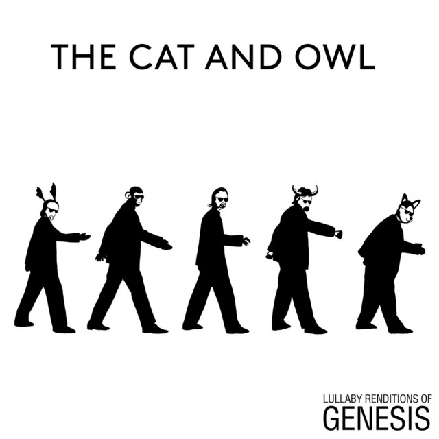 Lullaby Renditions of Genesis by The Cat and Owl