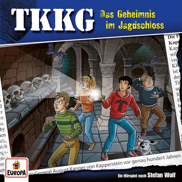 216 - Das Geheimnis im Jagdschloss Cover