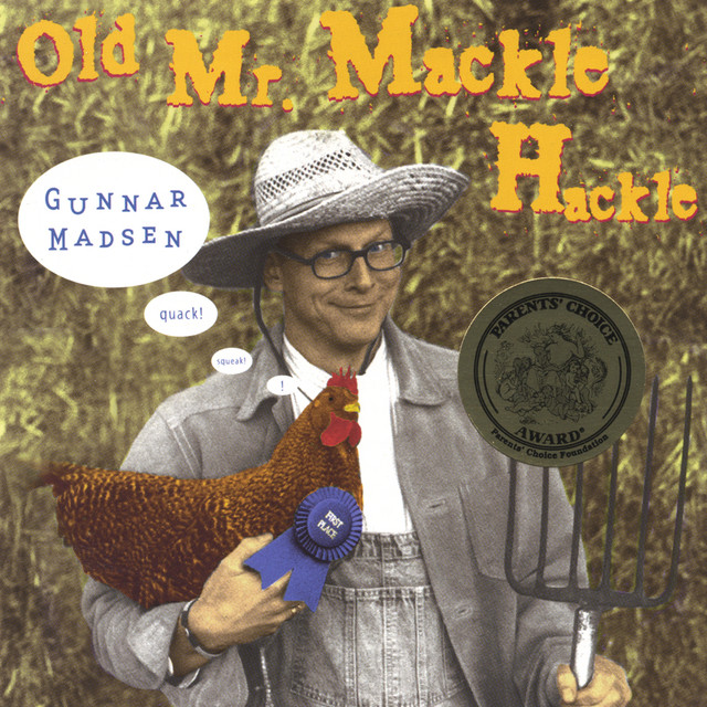 Old Mr. Mackle Hackle by Gunnar Madsen