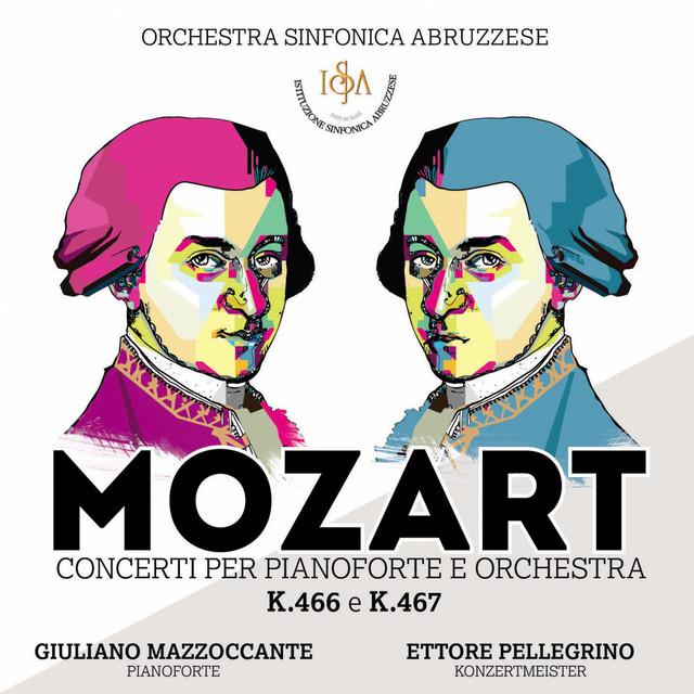 Mozart: Concerti per pianoforte e orchestra K. 466 & K. 467