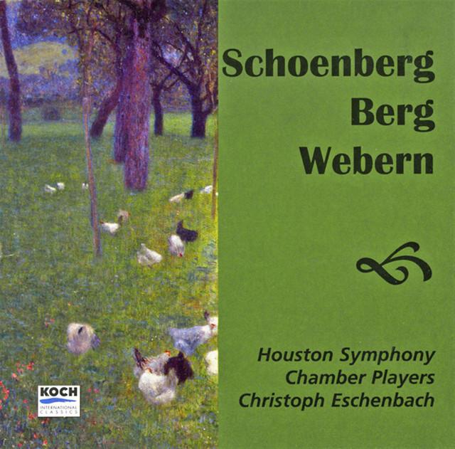 Eschenbach, Christoph: Music Of Schoenberg, Webern And Berg