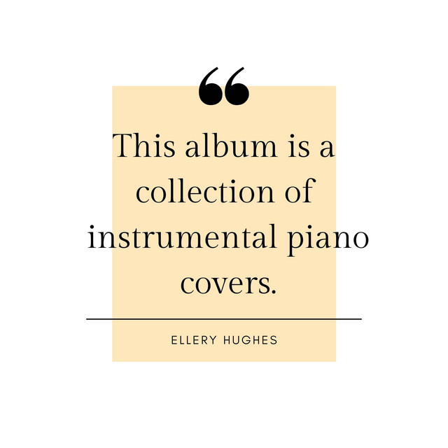 A Collection of Instrumental Piano Covers