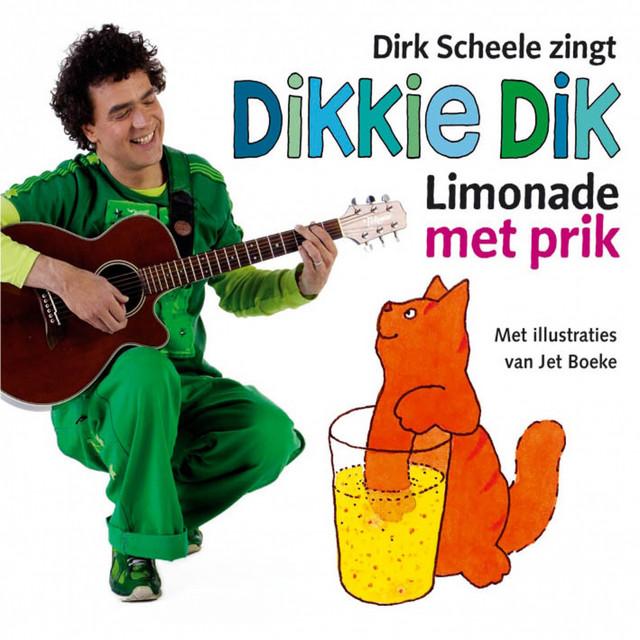 Dikkie Dik Limonade Met Prik by Dirk Scheele