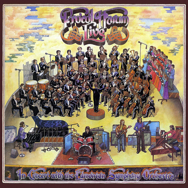Procol Harum Live - in Concert with the Edmonton Symphony Orchestra