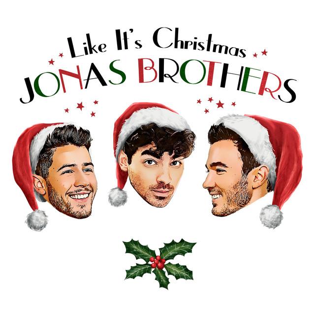 Jonas Brothers Like It's Christmas acapella