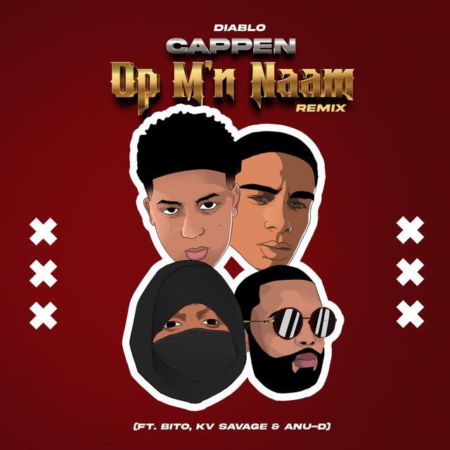 Cappen Op M'n Naam - Remix