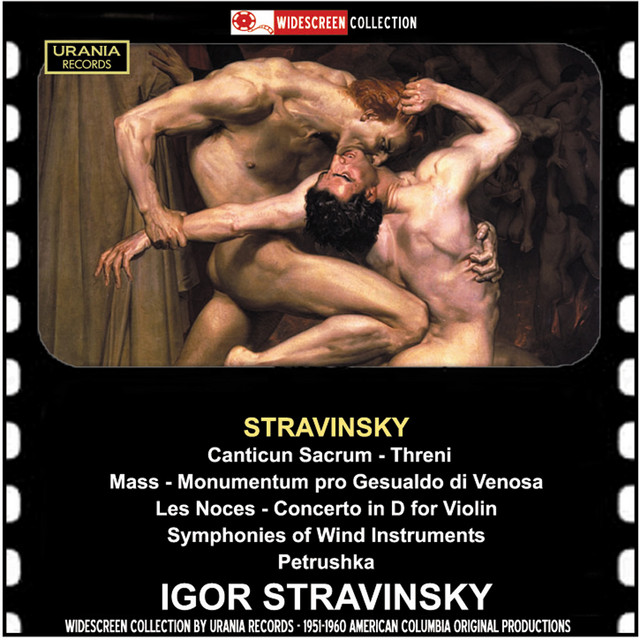 Stravinsky: Collection of Works