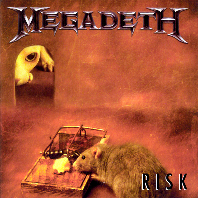 Artwork for Time: The End - Remastered by Megadeth