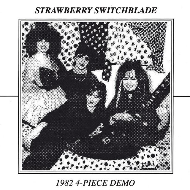Strawberry Switchblade