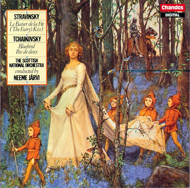 Stravinsky: Le Baiser De La Fee / Tchaikovsky: Bluebird Pax De Deux