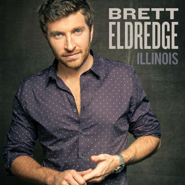 Brett Eldredge album cover