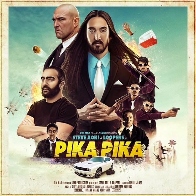 Steve Aoki & LOOPERS - Pika Pika