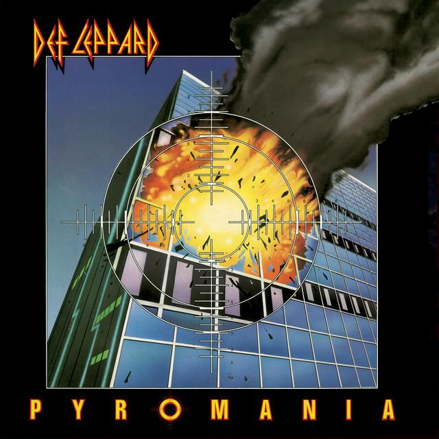 Pyromania - Photograph