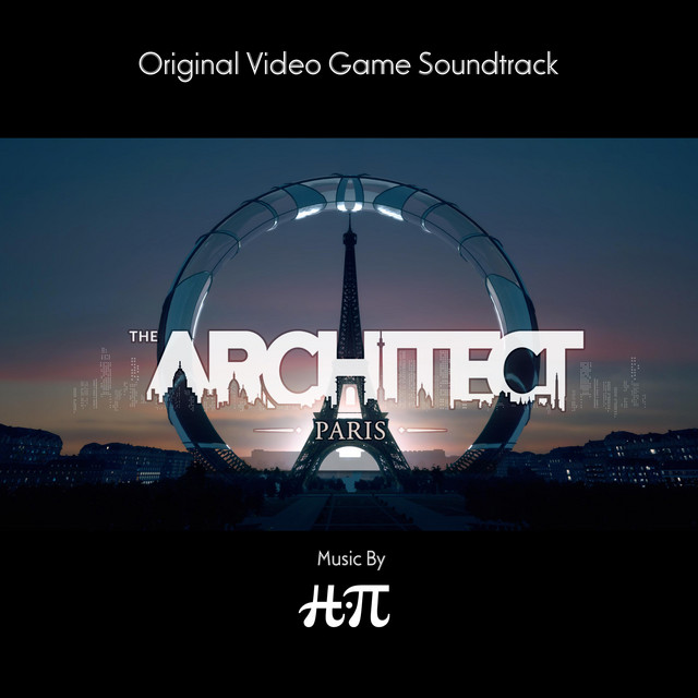 The Architect : Paris (Original Video Game Soundtrack) Image