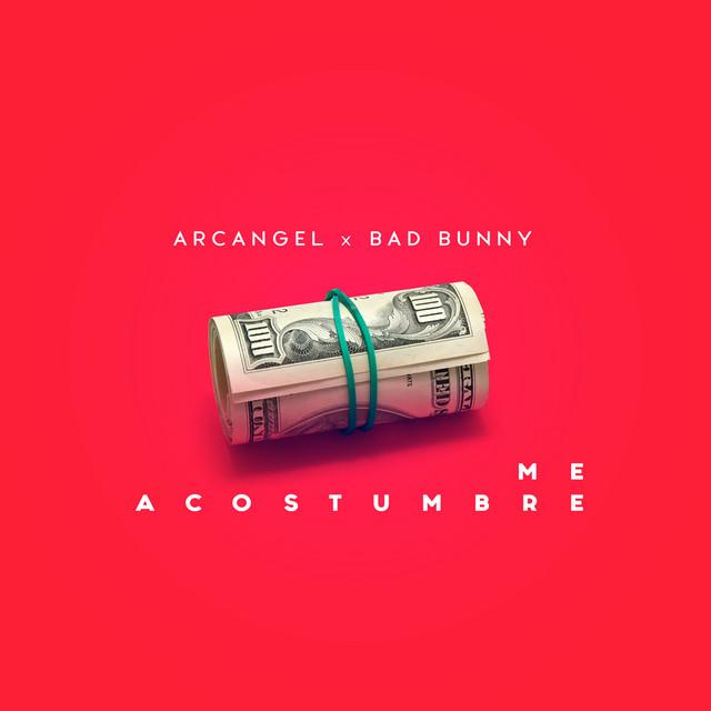 Arcangel album cover