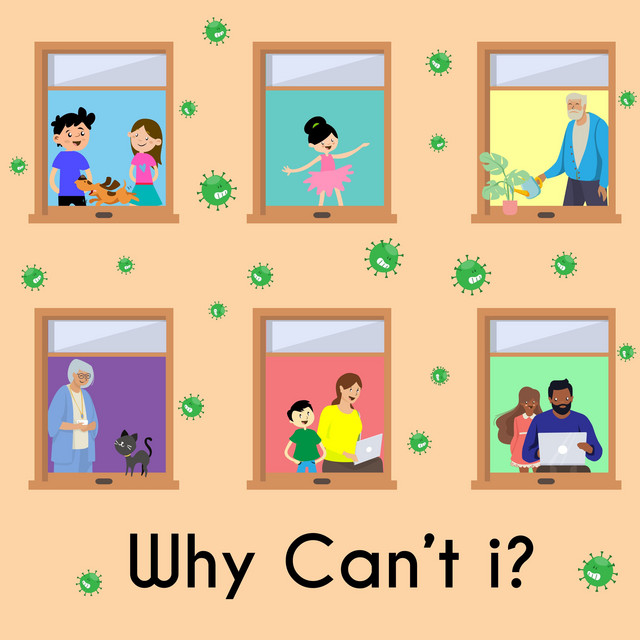 Why Can't i? by The Cuddly Koalas