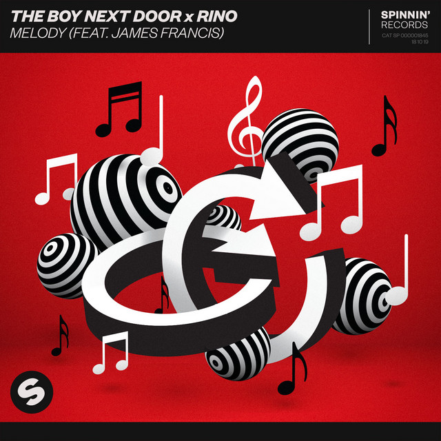 The Boy Next Door & Rino & James Francis - Melody (feat. James Francis)