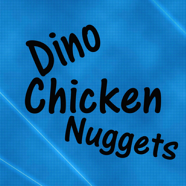 Dino Chicken Nuggets by Randy Sauer