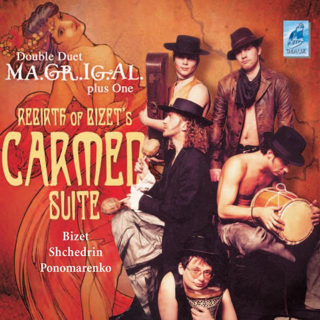 Carmen-Suite. Bizet-Shchedrin-Ponomarenko