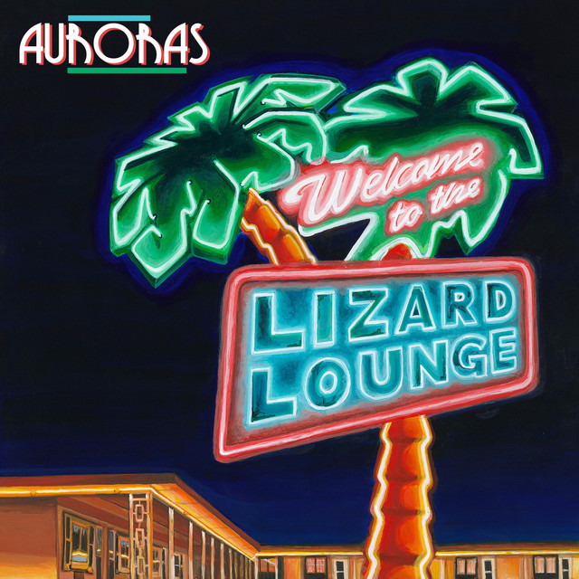 Welcome to the Lizard Lounge