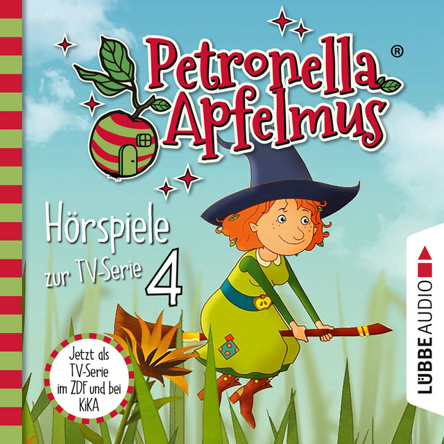 Teil 4: Verhexte Bäckerei, Das Band der Freundschaft, Hexengeburtstag, Aufprall mit Folgen (Hörspiele zur TV-Serie) Cover