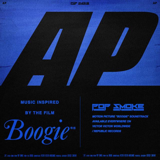 Pop Smoke AP - Music from the film Boogie instrumental