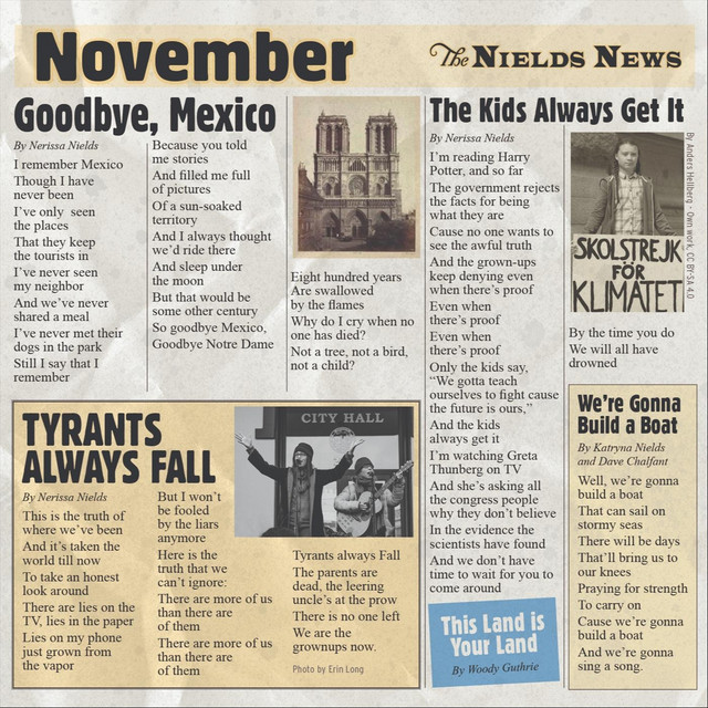 November by The Nields
