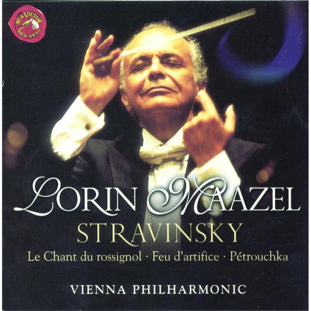 Igor Stravinsky: Pétrouchka, Le Chant du rossignol, Feu d'artifice,