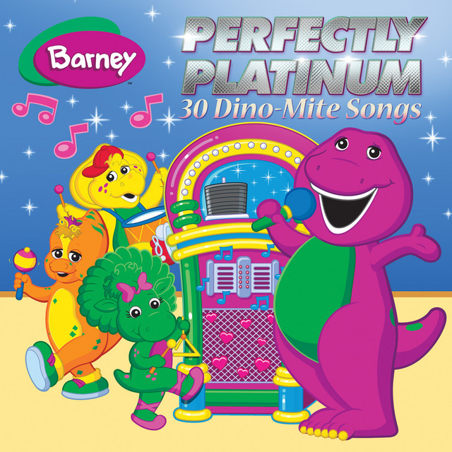 Perfectly Platinum 30 Dino-Mite Songs by Barney