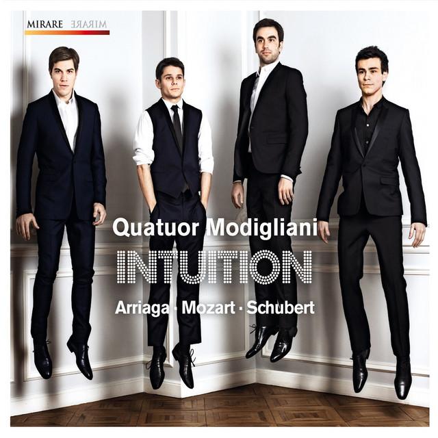 Arriaga-Mozart-Schubert: Intuition