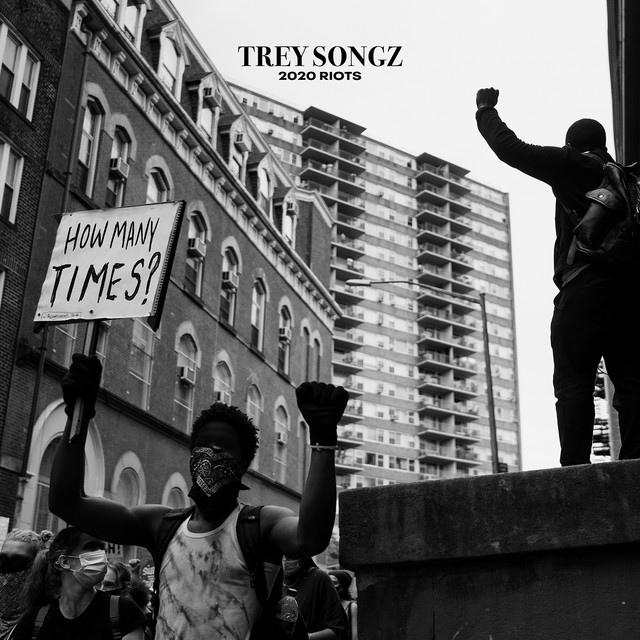Trey Songz - 2020 Riots: How Many Times cover