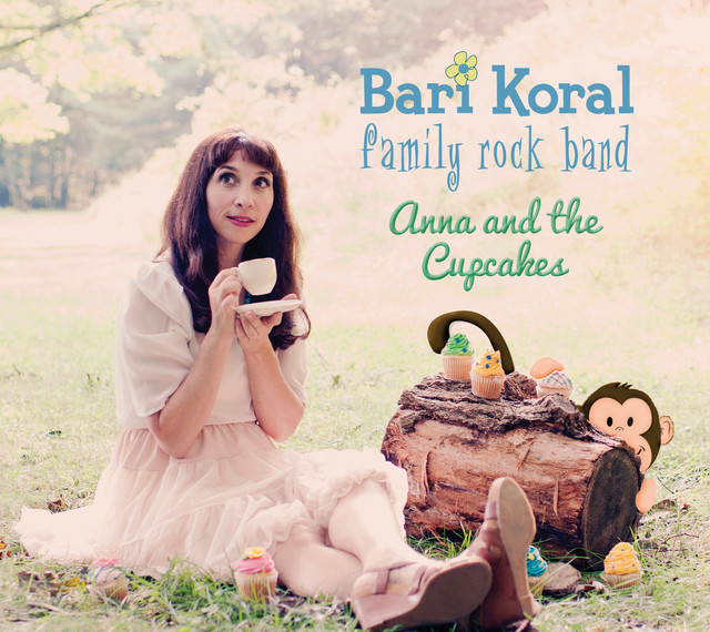 Anna and the Cupcakes by Bari Koral Family Rock Band